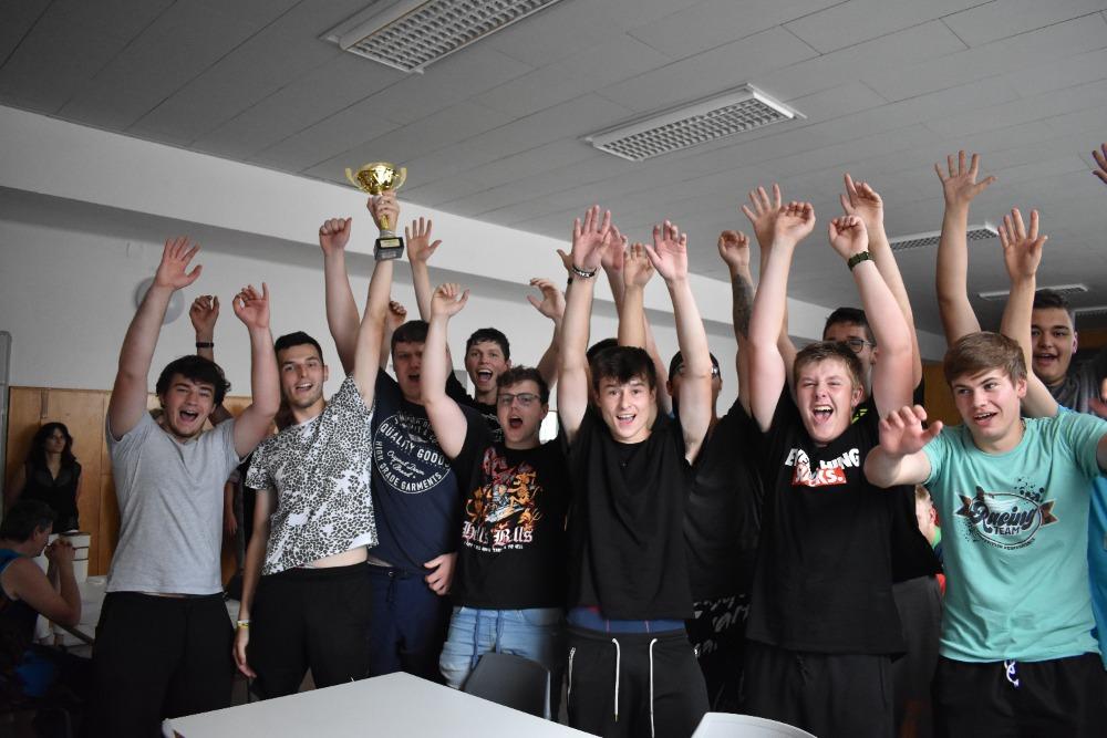 Vítězové putovního poháru